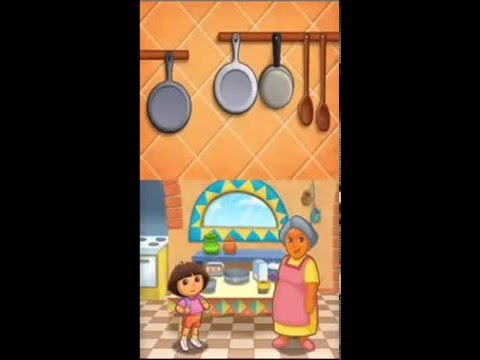 Dora's Cooking Club Gameplay | Dora The Explorer | Games For Little Girls
