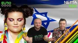 Video Netta - TOY (Reaction) | Israel Eurovision 2018 | Eurovoxx MP3, 3GP, MP4, WEBM, AVI, FLV Maret 2018