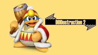 DDDestruction 2: Wii U Edition