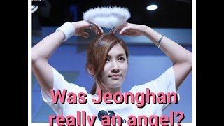 Video Was Jeonghan Really An Angel? SEVENTEEN MP3, 3GP, MP4, WEBM, AVI, FLV November 2017