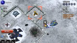 Galaxy Control: 3D strategy videosu