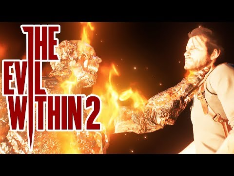 EVERYTHING MUST BURN!! | The Evil Within 2 - Part 9 (видео)