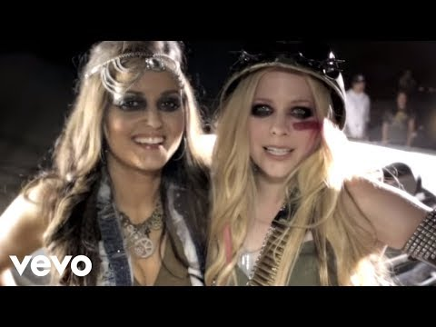 Avril Lavigne - Rock N Roll (Behind the Scenes)