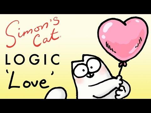 Simon s Cat Logic Love