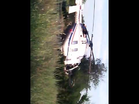 Шок! В Волгограде скинули змей с вертолета...