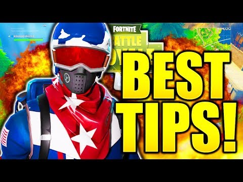 HOW TO GET HIGH KILLS AND WIN FORTNITE TIPS AND TRICKS! HOW TO GET BETTER AT FORTNITE PRO TIPS! (видео)