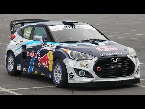 Hyundai Hires First Female Driver in Global Rallycross Series