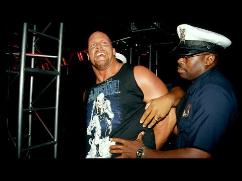 """Stone Cold"" Steve Austin's greatest moments: WWE Playlist"