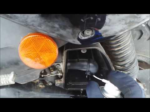 Peugeot Trekker Cold Start