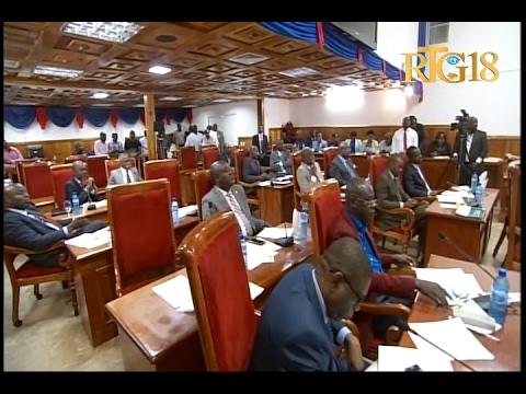 Parlement haïtien.- Le sénat haïtien a voté la loi sur la formation professionnelle et technique