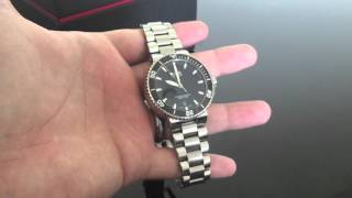 Oris Aquis Date 40mm Dive Watch Review - a contemporary daily wear