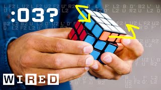 Video Why It's Almost Impossible to Solve a Rubik's Cube in Under 3 Seconds | WIRED MP3, 3GP, MP4, WEBM, AVI, FLV Juni 2019