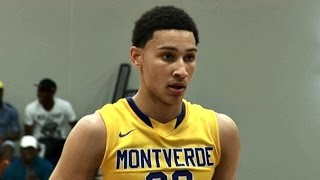 Ben Simmons is ELITE! #1 Player in the Nation