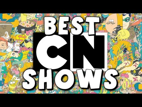 BEST Cartoon Network Shows of the Last 20 Years