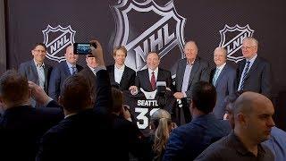 Seattle Awarded National Hockey League's 32nd Franchise
