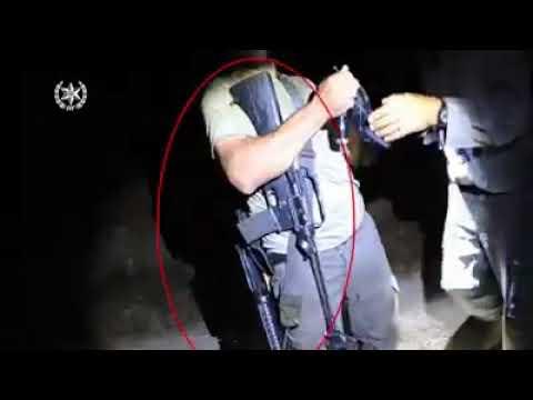 חילופי ירי בין שוטרים לעבריינים