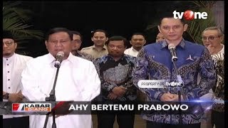 Download Video AHY Temui Prabowo Bahas Kampanye Akbar MP3 3GP MP4