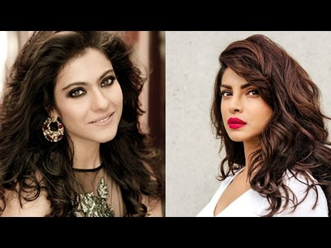 Priyanka Chopra Says Kajol Is My Favorite Female Villain