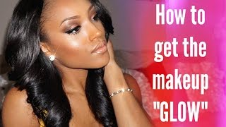 "How to Get the Makeup ""GLOW"" - YouTube"
