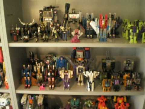My Transformer collection V2 Soundwarp