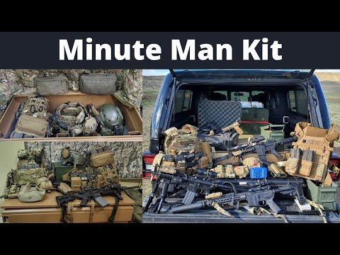 Minute Man Kit Mk II