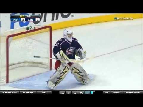 Shawn Hunwick's 2:33 in the NHL (So Far)
