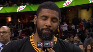 Kyrie Irving's 32 Points Leads Cavaliers Over Celtics | 12.29.16 by NBA