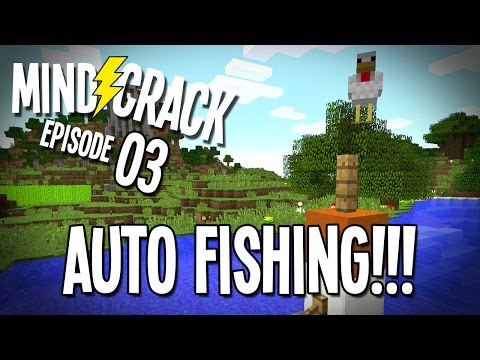 Auto - Enjoyed this episode? Don't forget to leave a LIKE! It really helps me out :D NOTE: The Auto Fisher I build in today's episode currently isn't very SMP friendly due to lag. I'll try to fix...