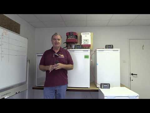 230V Fridge comparison test versus a 12V compressor fridge cost / benefit analysis