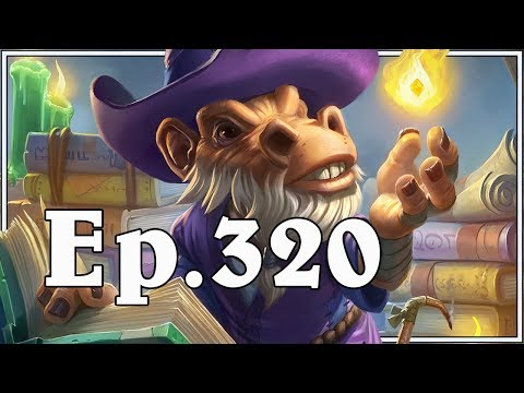 Funny And Lucky Moments - Hearthstone - Ep. 320 (видео)