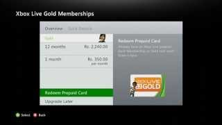 How to get FREE Xbox Live on any Xbox 360 Console working 100% on January 2015