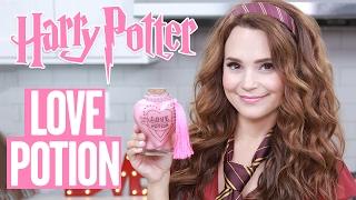 Today I made an Amortentia 'Love Potion' from Harry Potter! Let me know down below what other videos you would like to see!