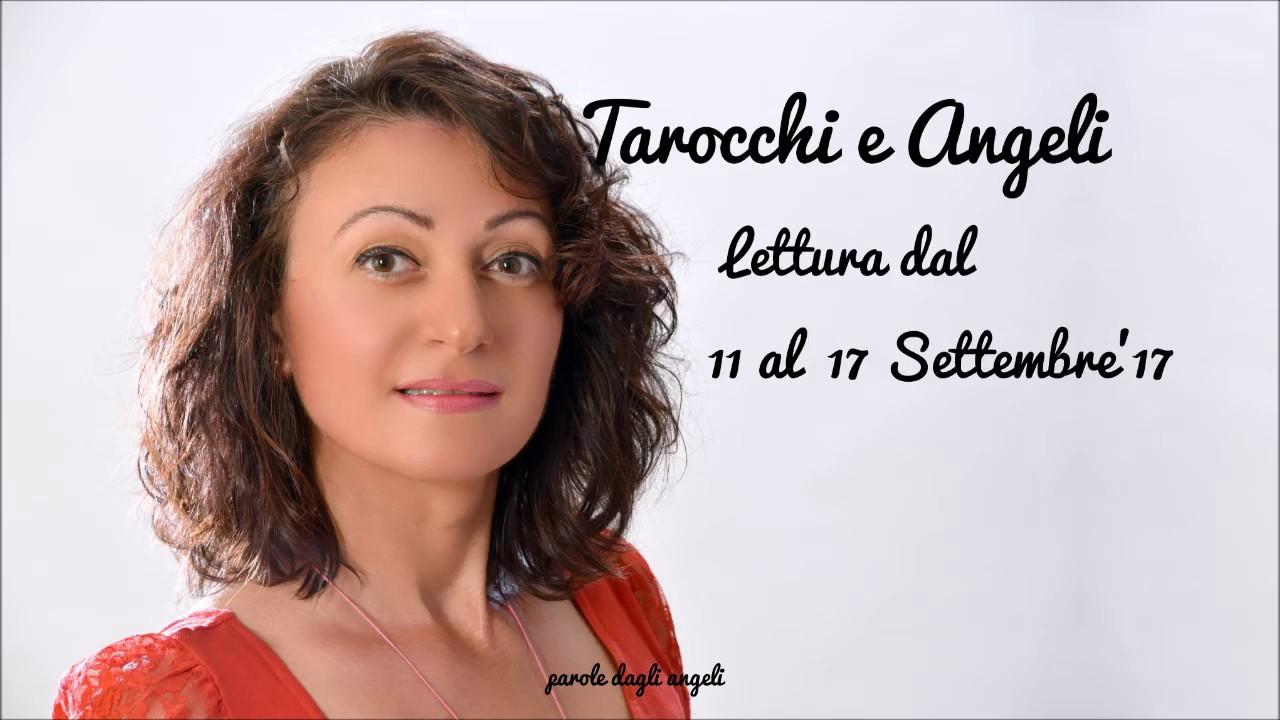 Lettura Angelica dall'11 al 17 settembre 2017