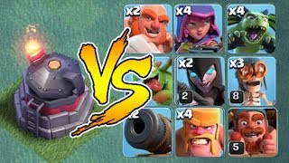 Video ROASTER VS EVERYONE!! | Clash Of Clans | ISURVIVAL MODE!! MP3, 3GP, MP4, WEBM, AVI, FLV Oktober 2017