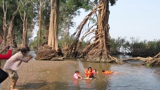 Stung Treng Cambodia  city pictures gallery : Borey O' Svay Ecotourism Site at Stung Treng Province
