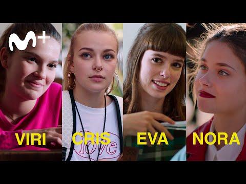 CRIS, NORA, VIRI Y EVA | S4 E8 CLIP 1 | SKAM España