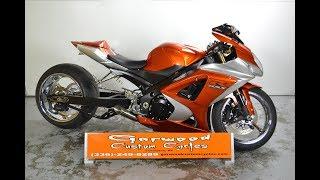 8. 2007 SUZUKI GSX-R1000