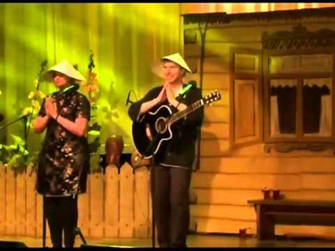 Kabaret Małże - Chiński song