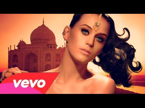 Katy Perry - Legendary Lovers (Lyric Video Official)