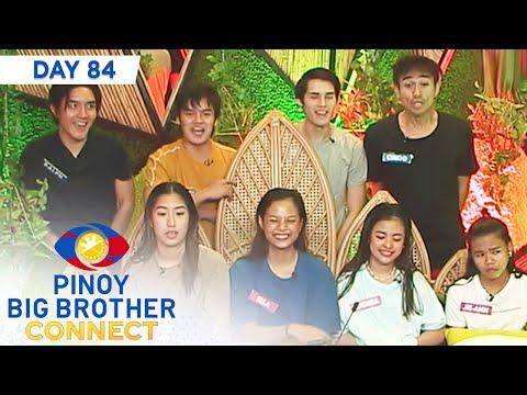 Day 84: Housemates, sumabak sa recording ng kanilang kanta | PBB Connect