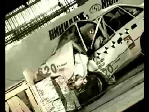 Daewoo Nexia Daewoo Nexia Crash Test