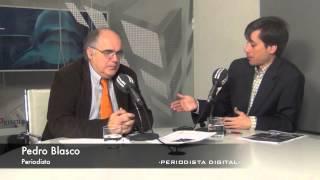 """Pedro Blasco: """"Una alcaldesa no puede irse a un spa cuando han muerto tres niñas en el Madrid Arena"""""""
