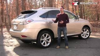 Roadfly.com - 2011 Lexus RX 350 SUV Road Test&Review