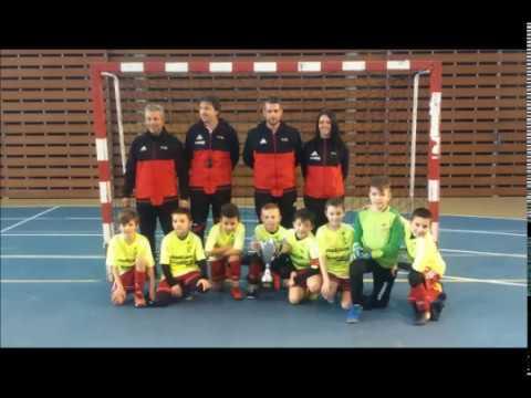 Finale du championnat de futsal U11 à Ferrières - 04/02/2018