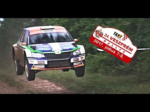 Veszprém Rallye 2017 Maxx Attack Jump