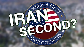 Obviously America First, but can we reach an agreement on Iran? #everysecondcounts (17.07.2017): Unfortunately, Maryam ...