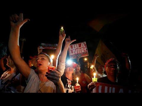 Βραζιλία: Εκτός προεδρικής κούρσας ο Λούλα Ντα Σίλβα