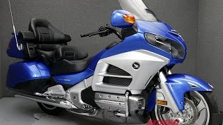 7. 2013  HONDA  GL1800 GOLDWING 1800 COMFORT & NAV  - National Powersports Distributors