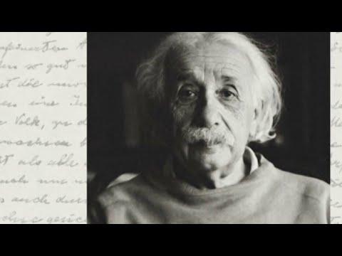 Sans frontières - Jérusalem : des lettres inédites d'Albert Einstein
