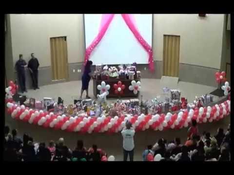 Homenagem ao dia das Mães 11 05 2018